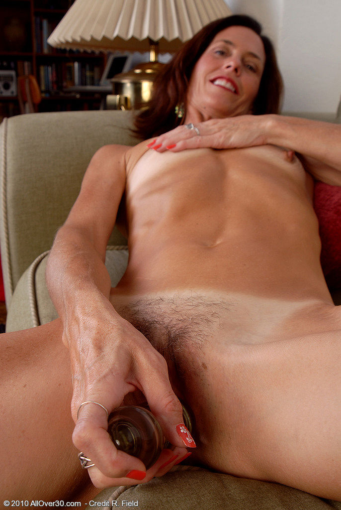 This intelligible Skinny mature milf pis very