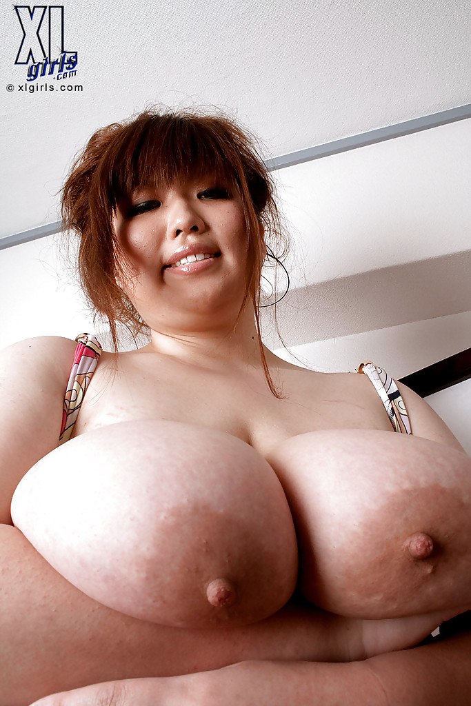 bbw asian huge tits