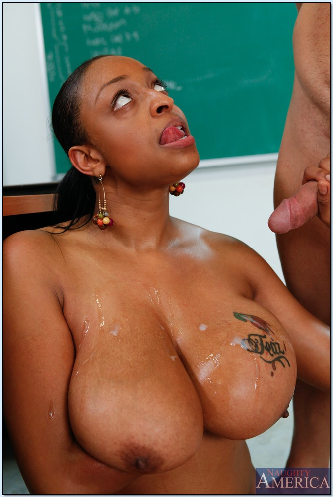 Carmen hayes big titted black milf