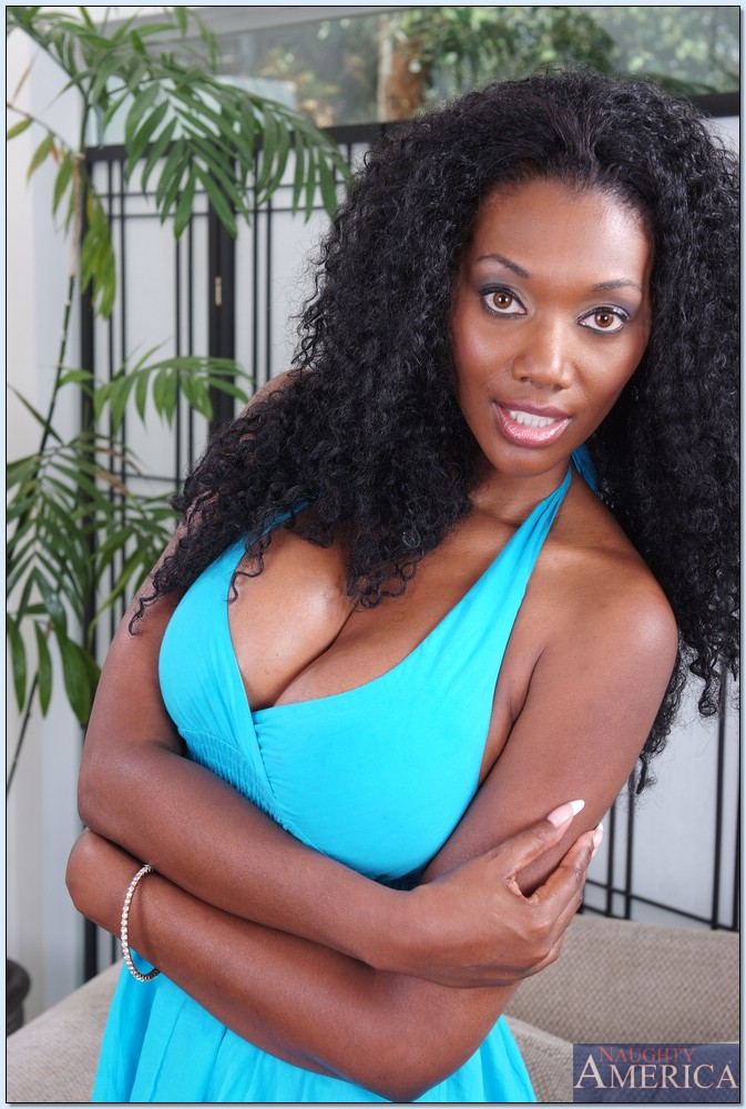 hot and sunny porn black ebony picture