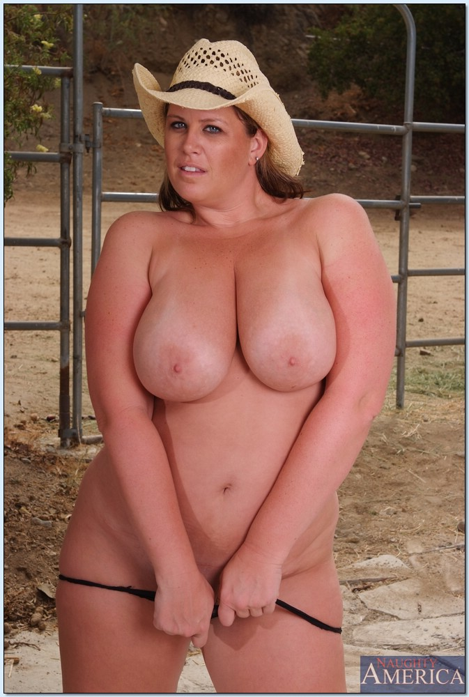 big tit country girl