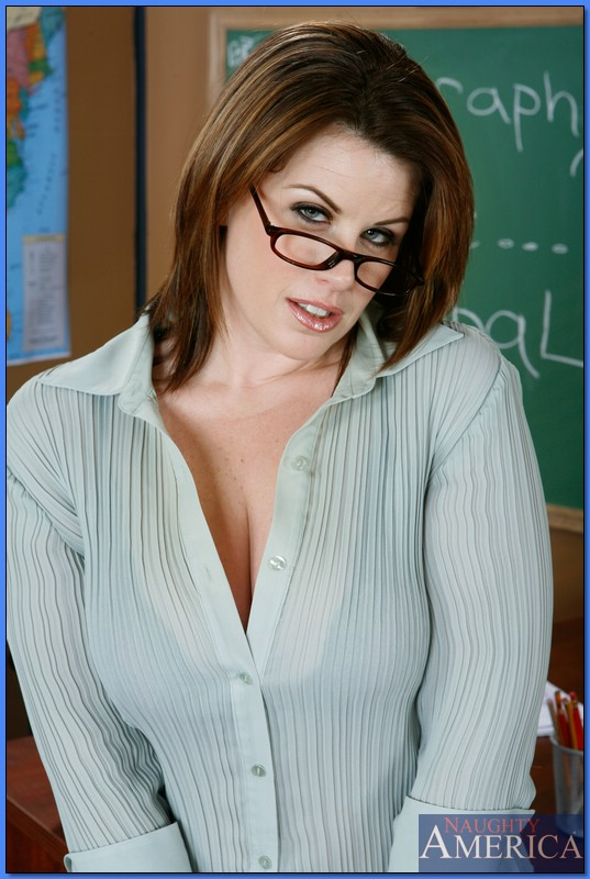 MILF teacher Lisa Sparxxx pleasing cock with her huge tits and cunt № 865473 бесплатно