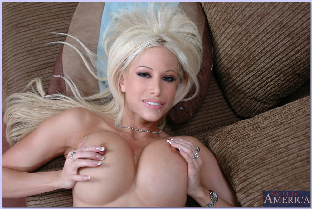 Are Gina lynn cum face accept