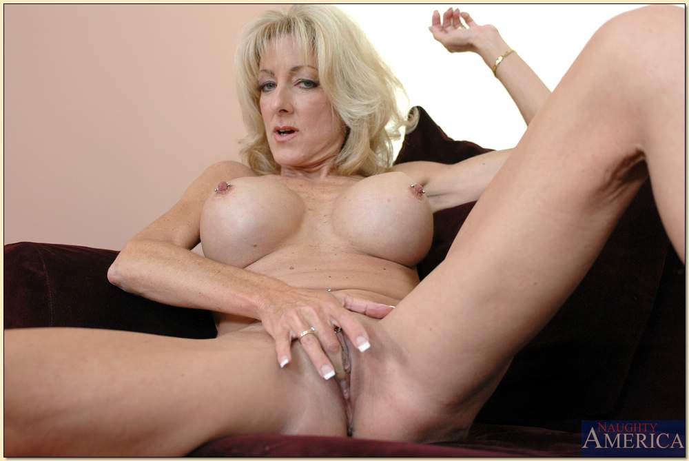 image My cougar play with young stud shawn part one