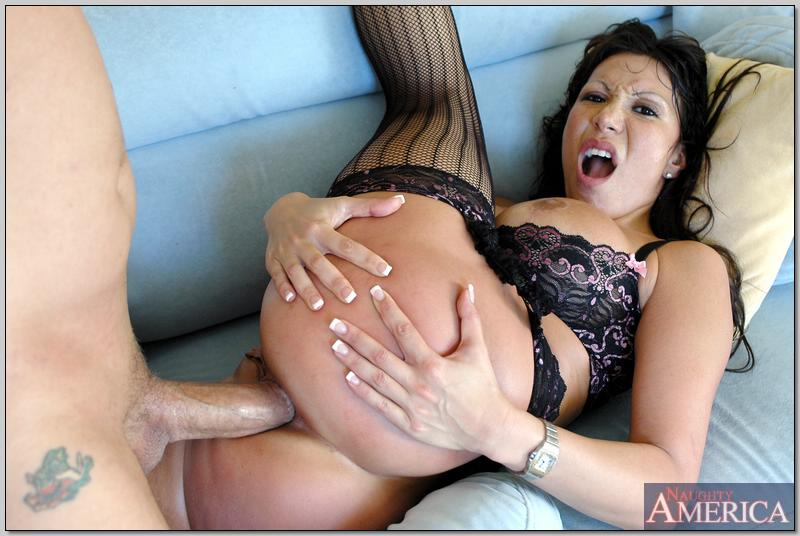 Real milf getting fucked
