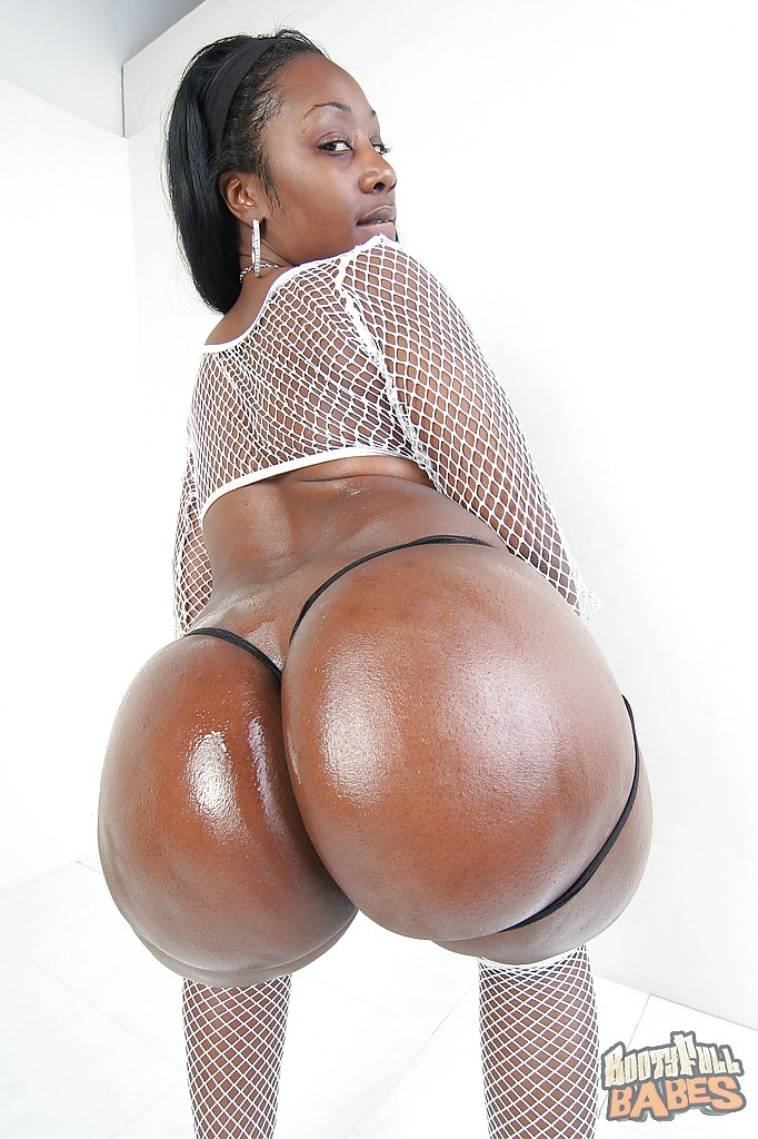 New big booty ebony