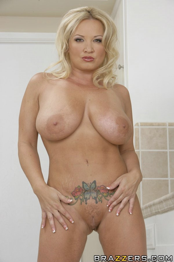 Lusty big boobed milf is a sex maniac