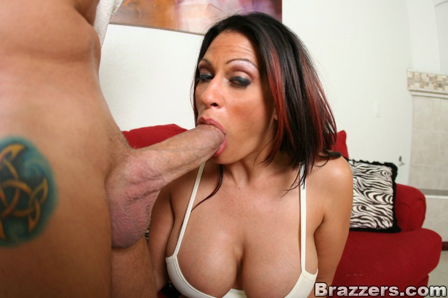 Big titted milf ava addams takes care of bills huge cock 9