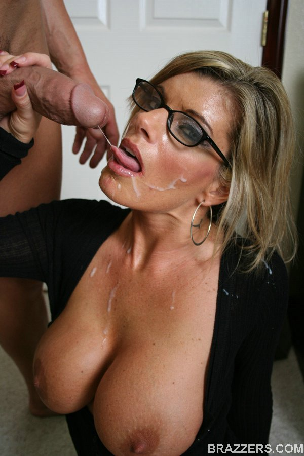 Big tit coed fucked and facialed - 2 part 4