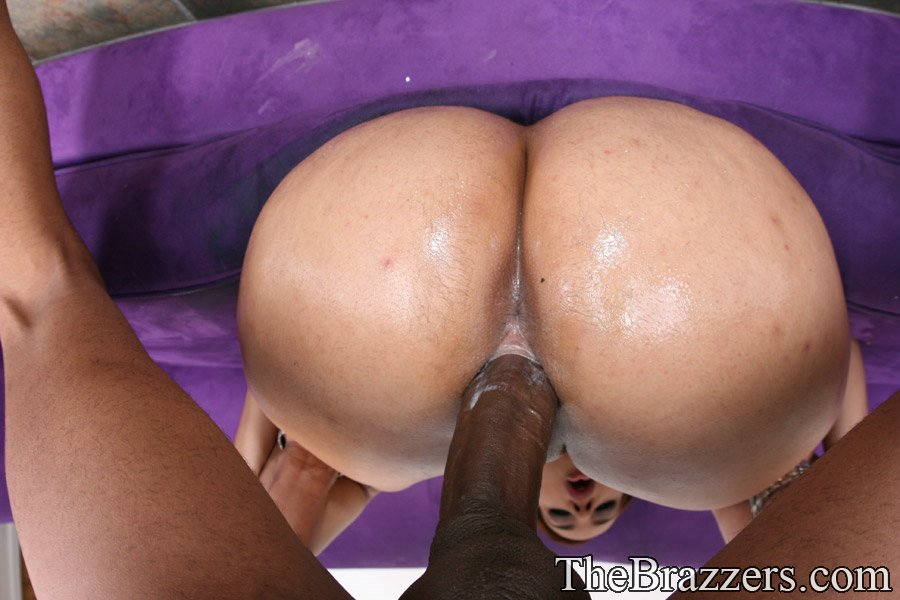 Big ass latina interracial