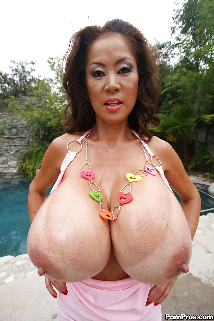 Consider, asian pornstar with big tits