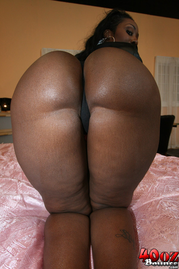 Big ass black girl