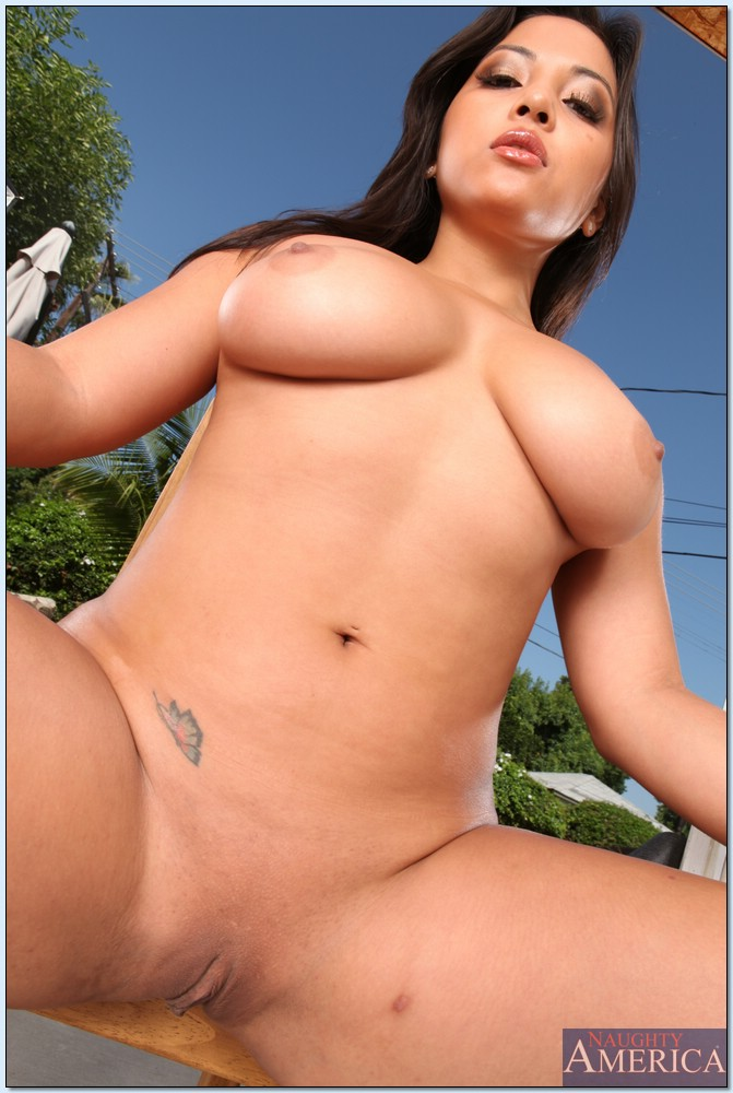 Luna luna tits latina there are