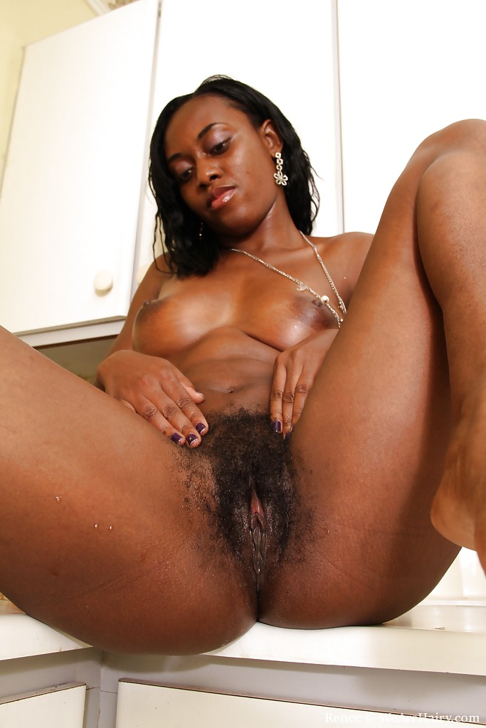 Valuable message big hairy black women