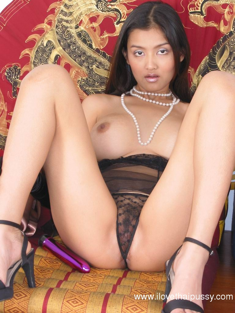 Pantie Asian busty