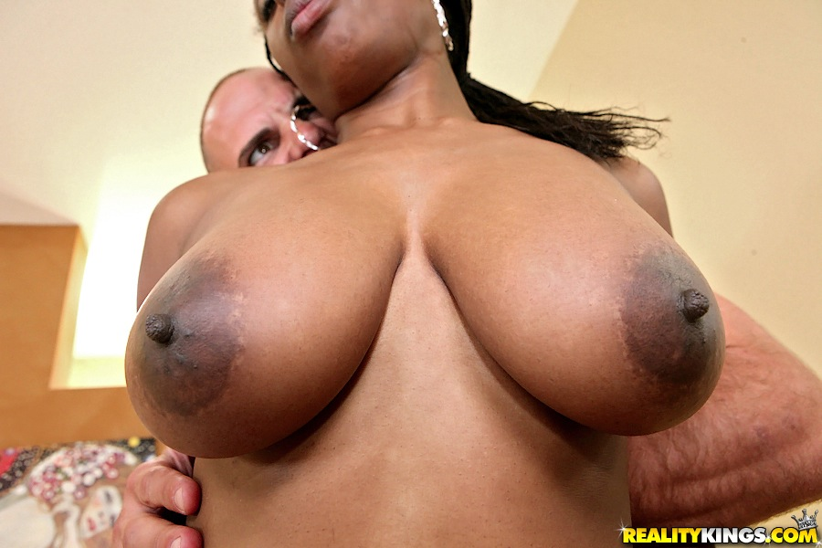 Big tits shagged