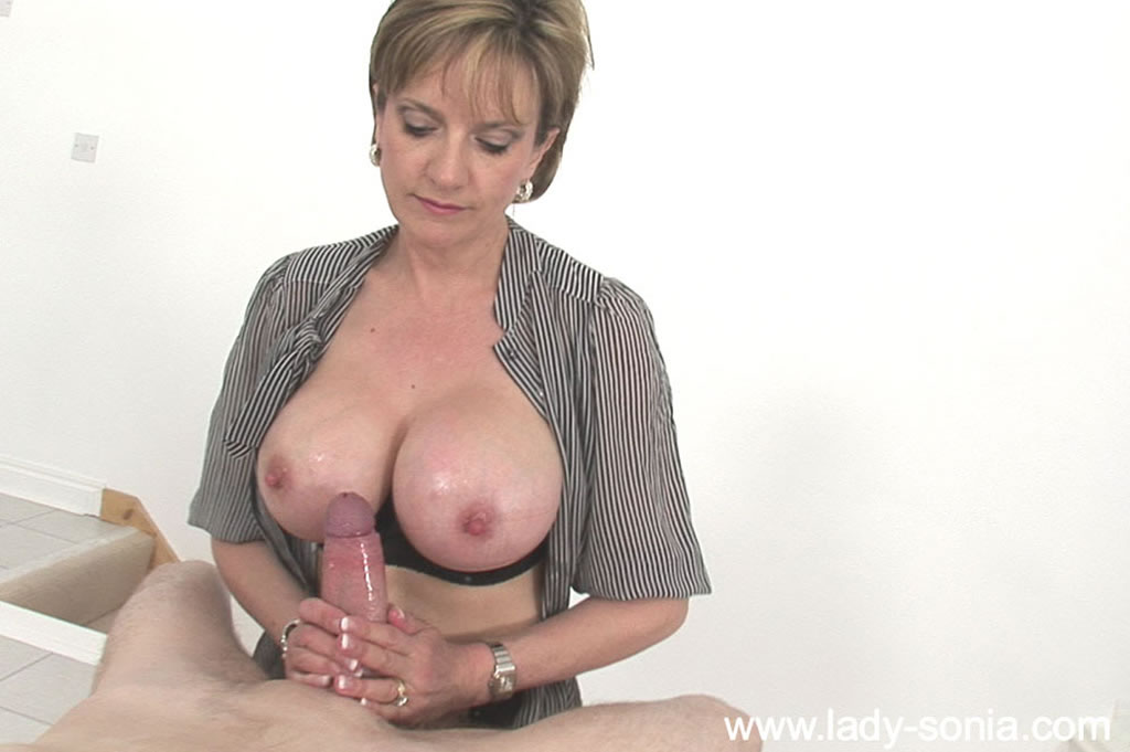 Remarkable, Lady mature tits