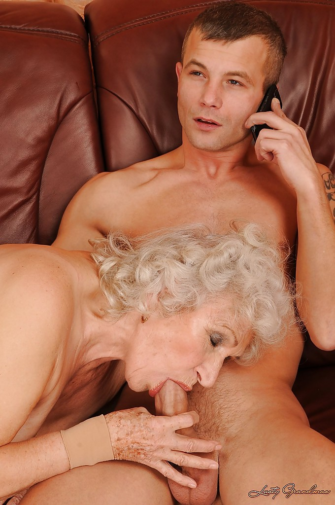 Busty Mature Takes Cock From Behind @ Grandmother