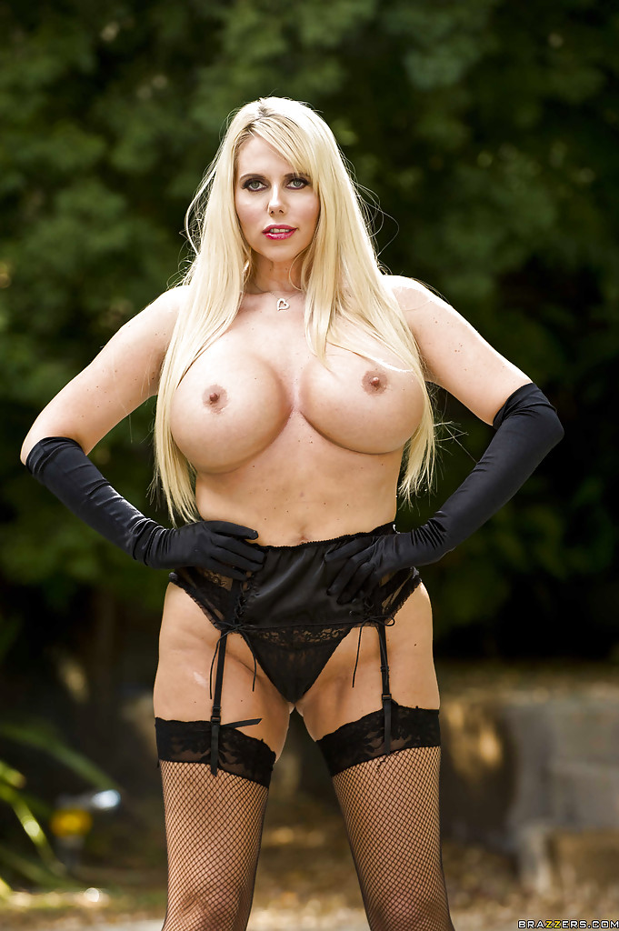 Version karen fisher black lingerie agree with