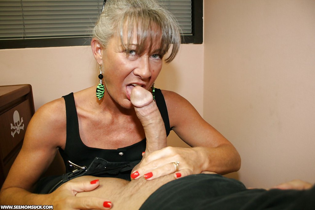 big one the mom sucks older