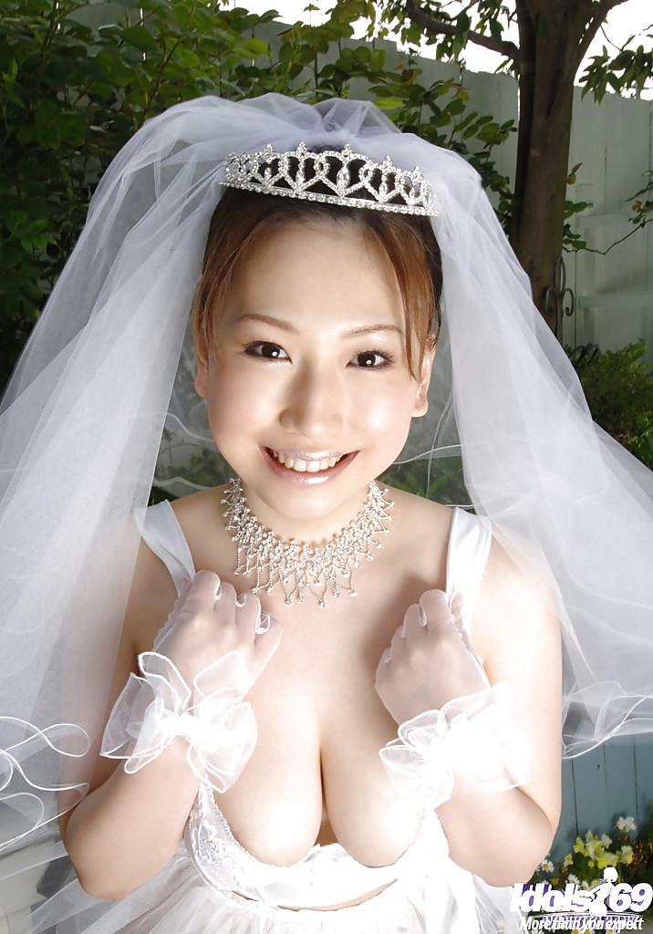 Bride The Biggest Asian 100