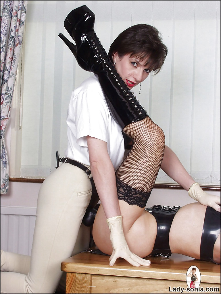 Granny domination free pics agree
