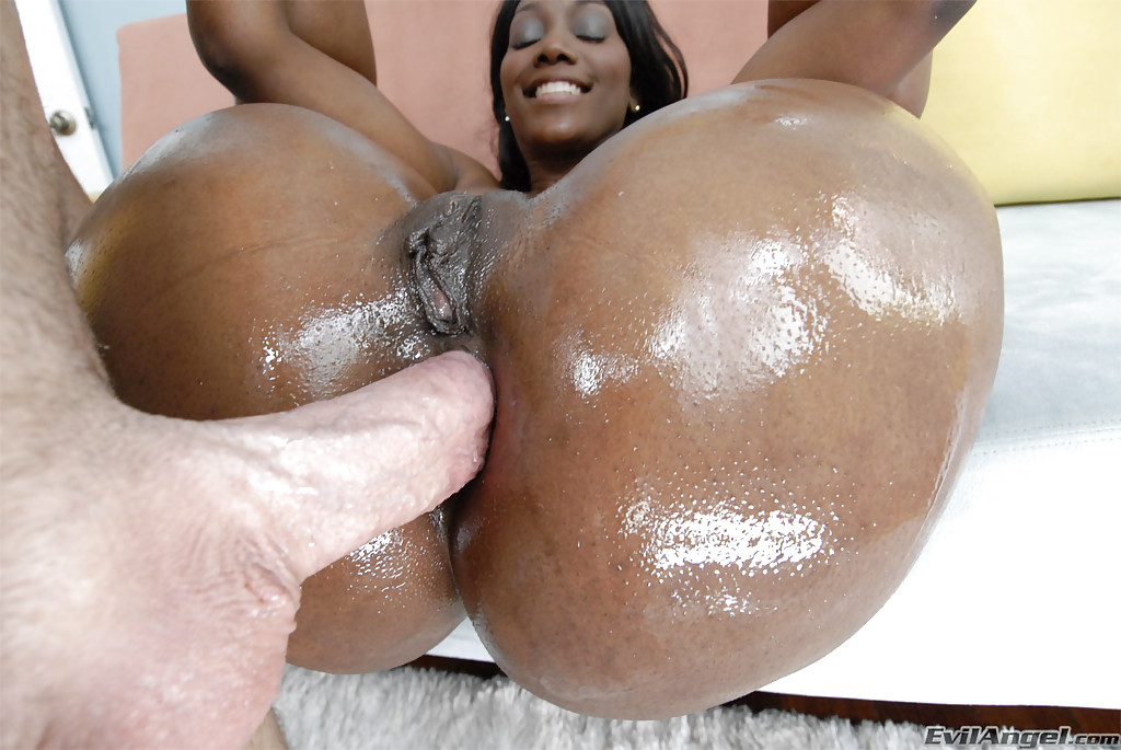Black girls with big assholes