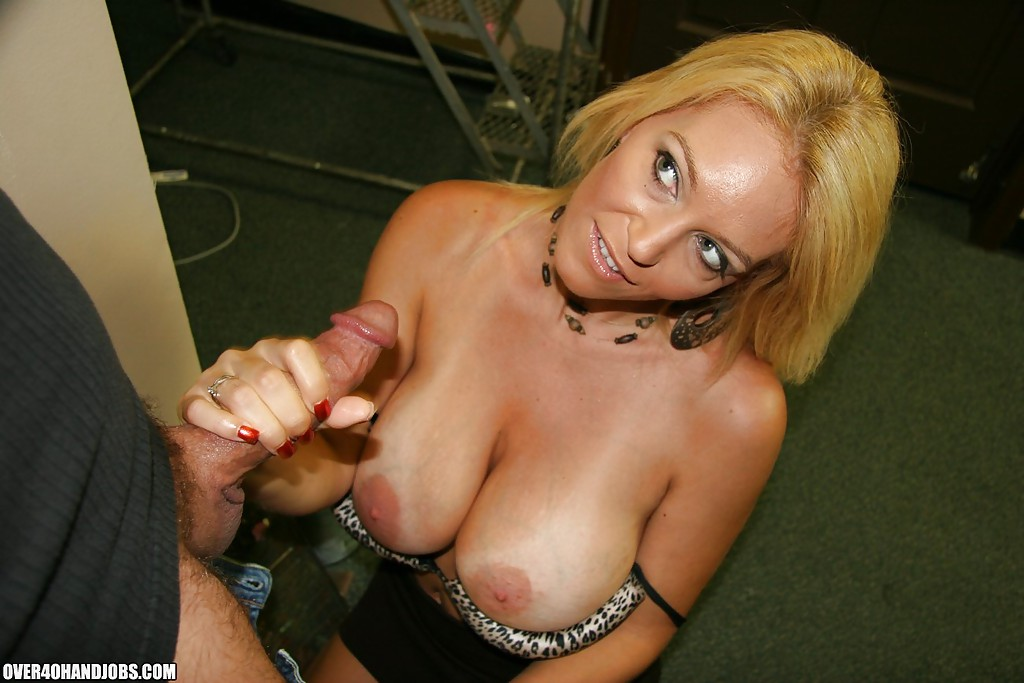 Men sucking huge boobs milf