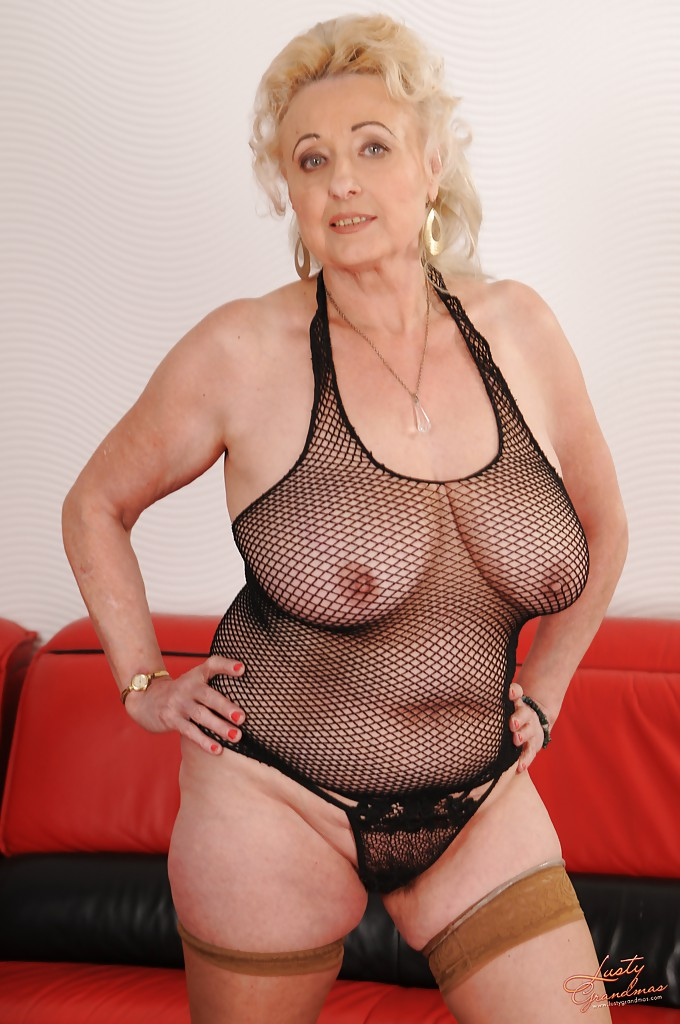 Super sexy old spunker wishes you were fucking her wet pussy 10
