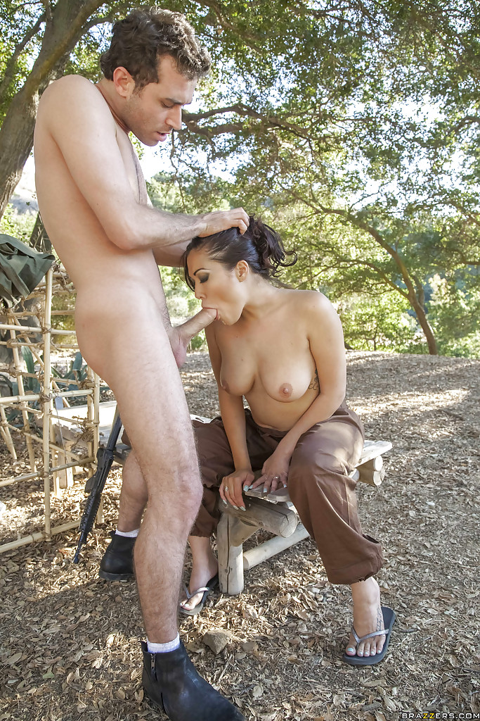 Outdoor bbc upskirt bisexual