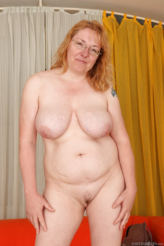 sexy mature nude redheaded women