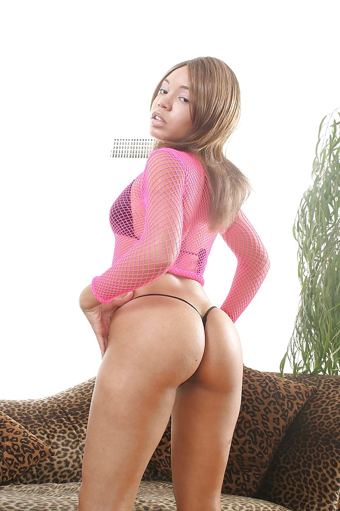 Haired Ebony Teen Angel Marie 101
