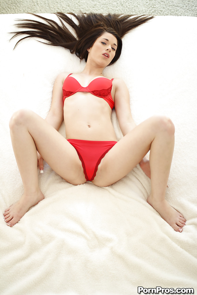Smiley asian doxy slipping off her lingerie and teasing her gash № 210867 без смс
