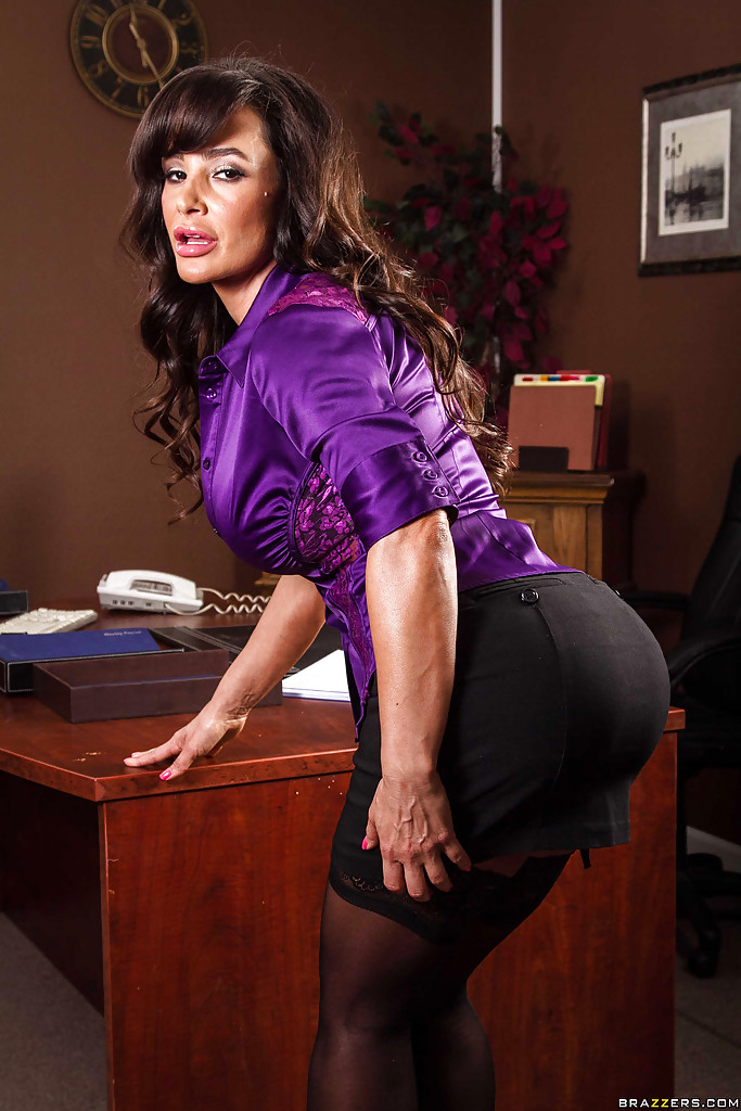 Lisa ann brazzers office apologise