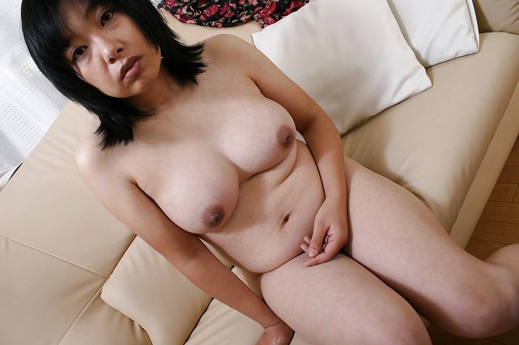 Asian bbw milf once and