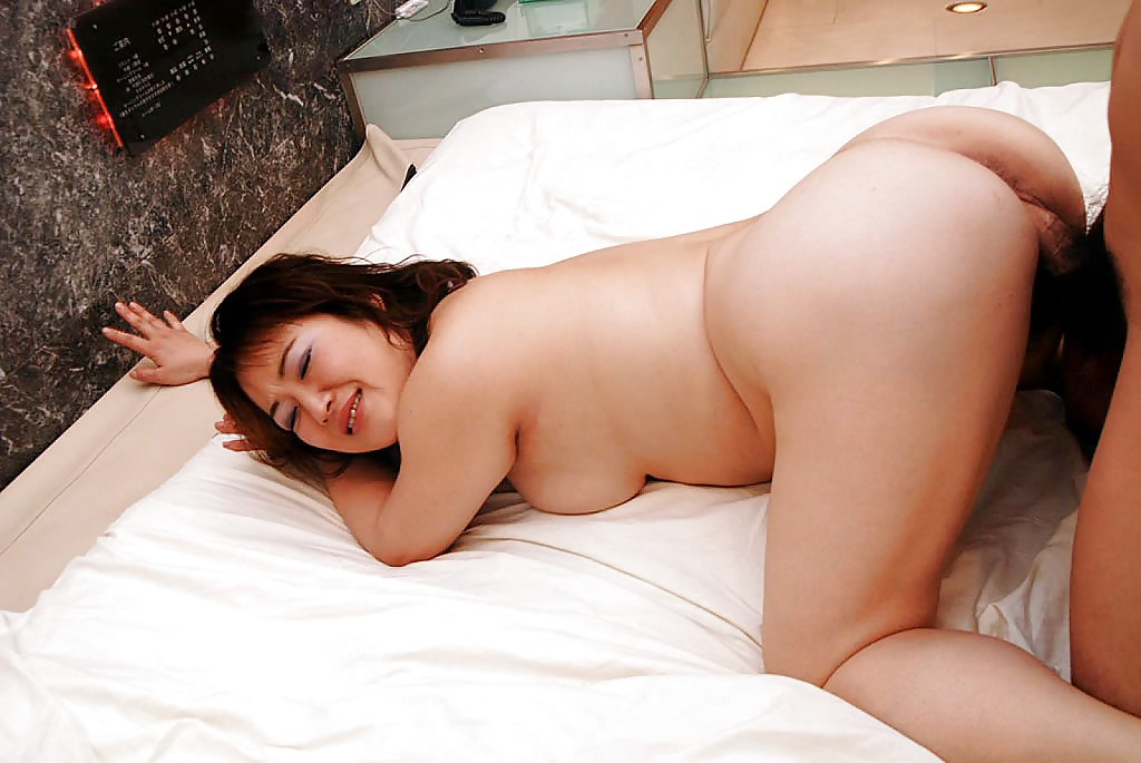 Pity, that Chubby asian bbw anal