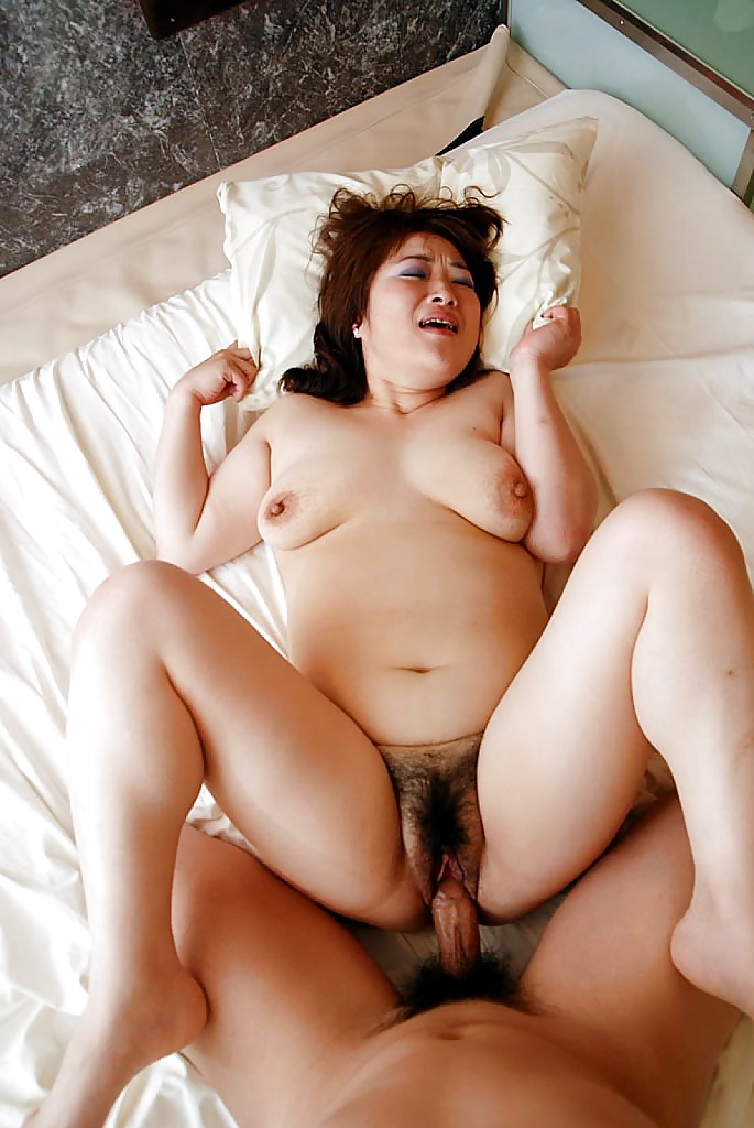 Chubby asian big tits