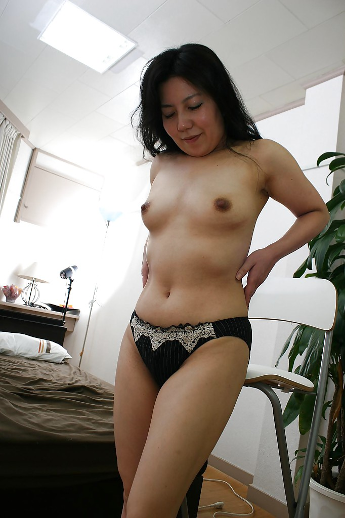 Not present Asian matures porno