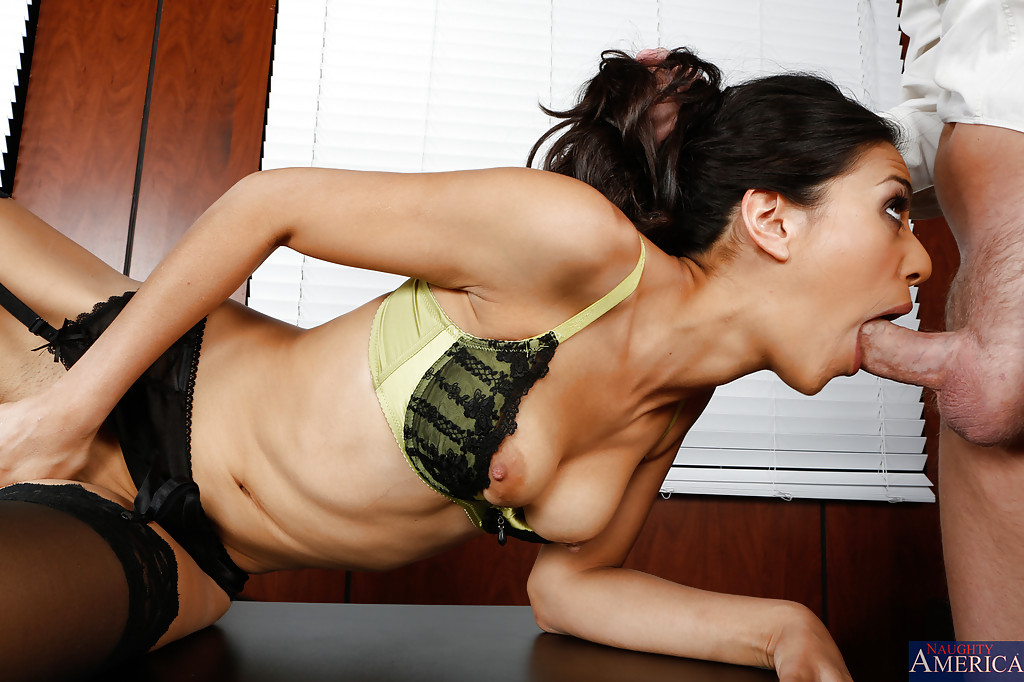 Secretary fucked by her boss serious?