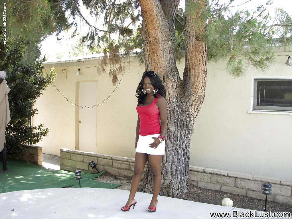 hot ebony slut 11: