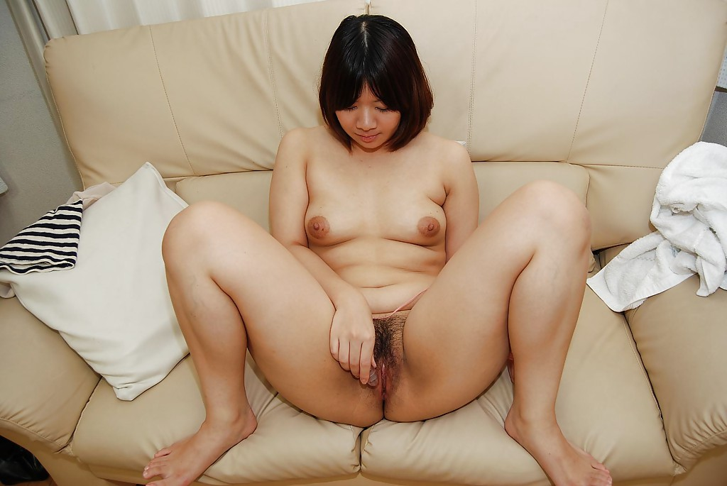 chubby busty asian topless