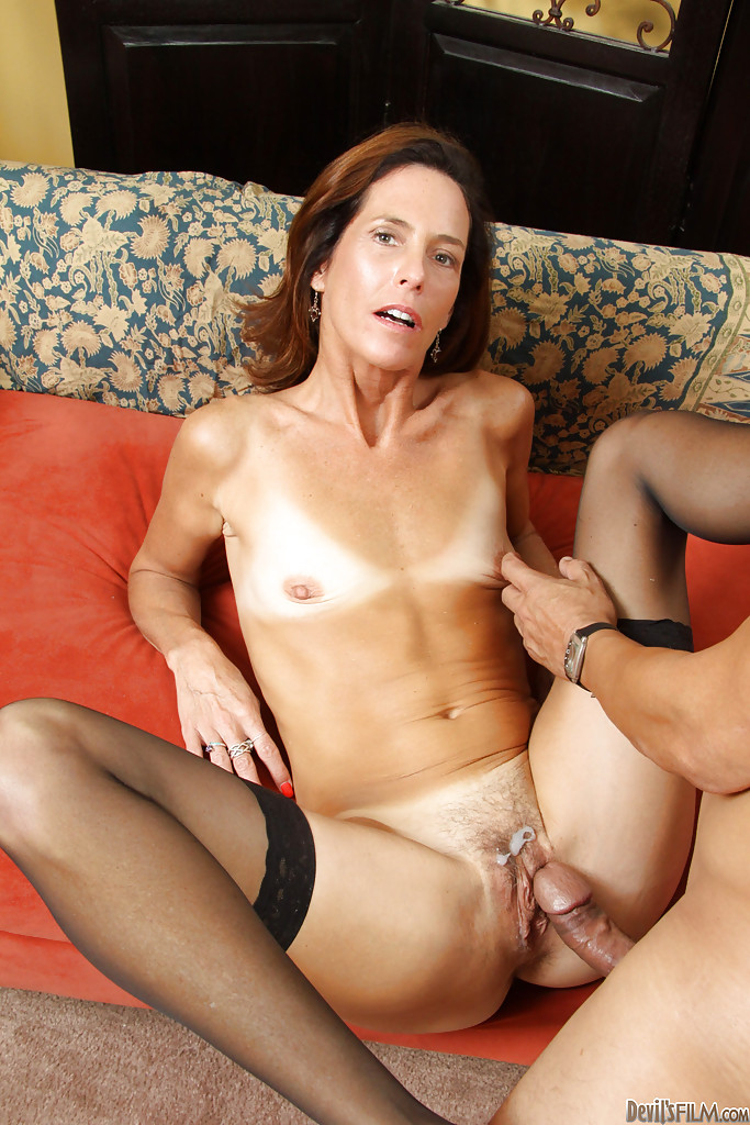 Not Two mature granny takes big cock final