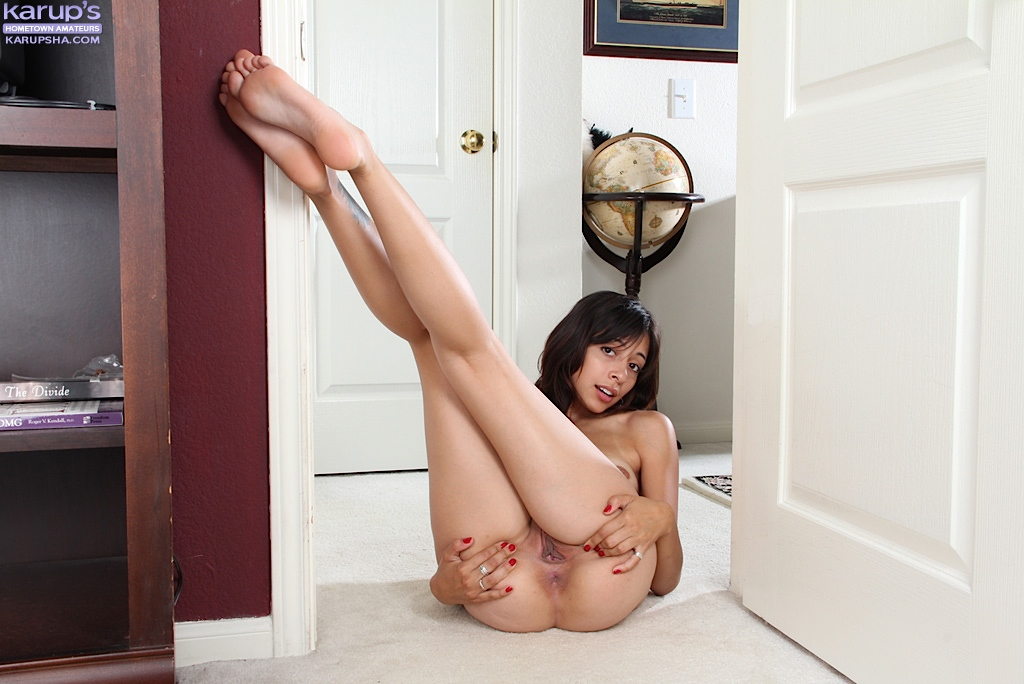 For skinny naked latina posing have