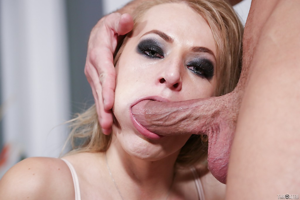 Big Load For Big Mouth