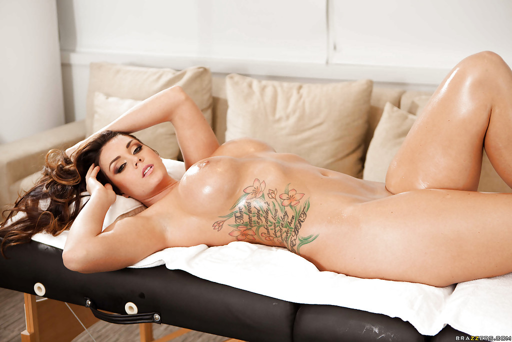 Join alison tyler oiled All
