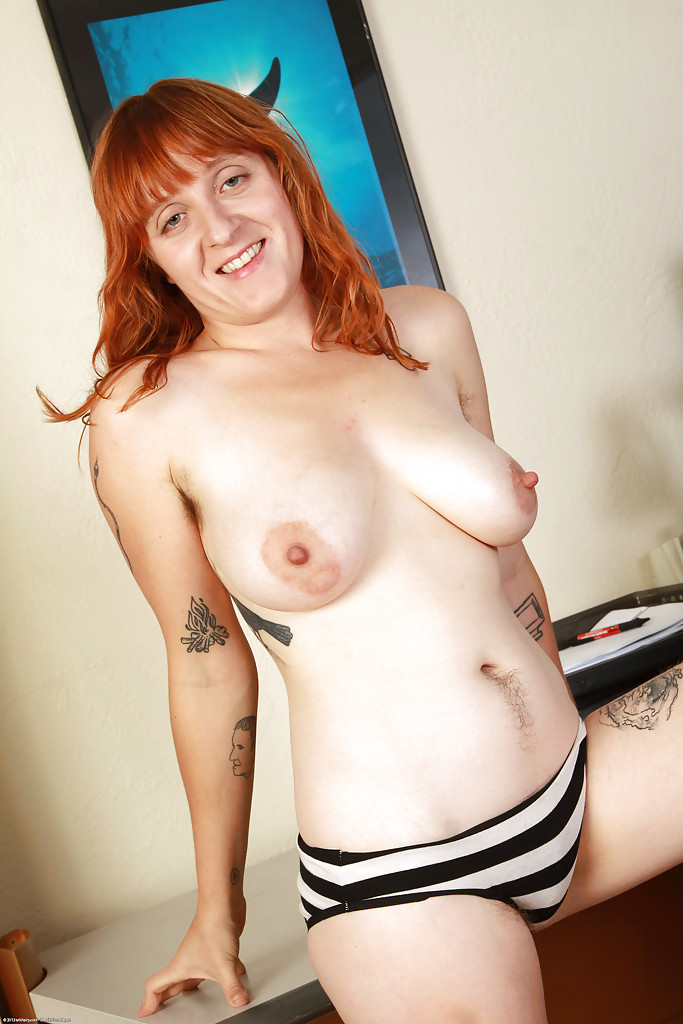 Big boobs hairy redhead pussy exactly