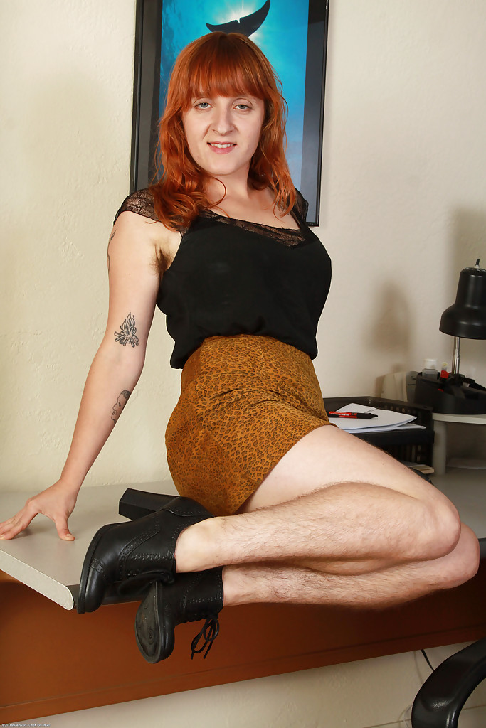 There other velma hairy mature redhead thought differently