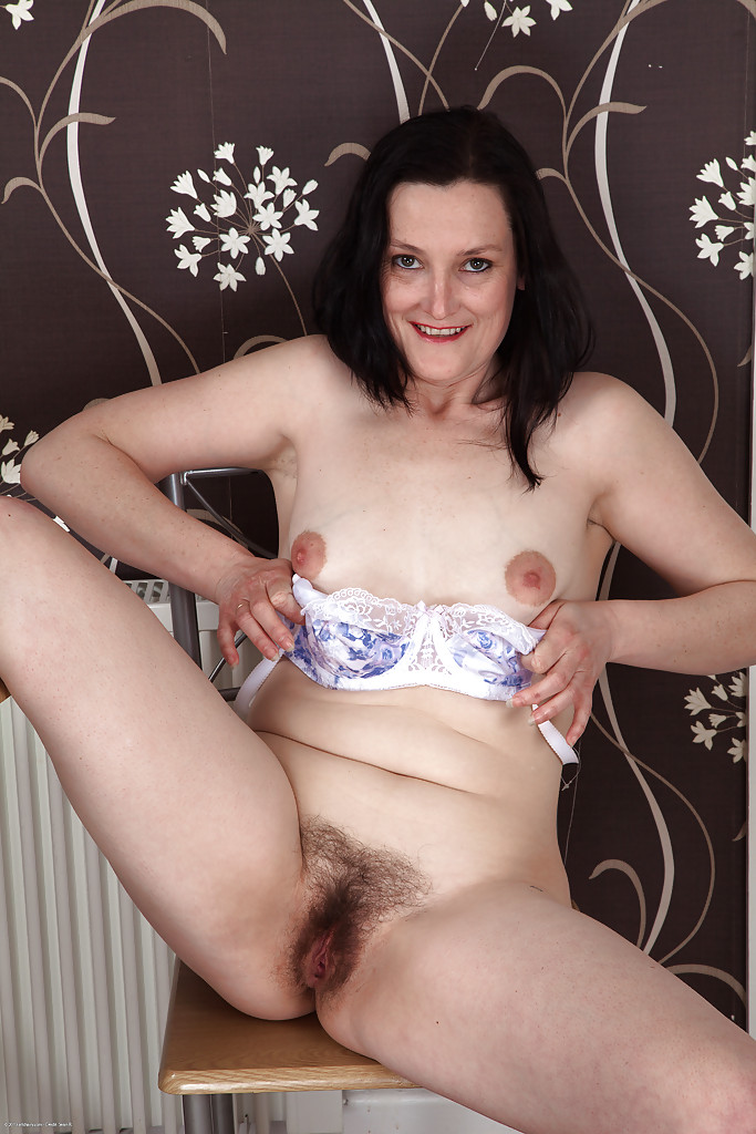 pussy Mature ugly women hairy