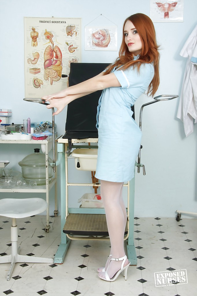 Kind Denisa Heaven undresses and obeys to every doctor's wish № 579296 без смс