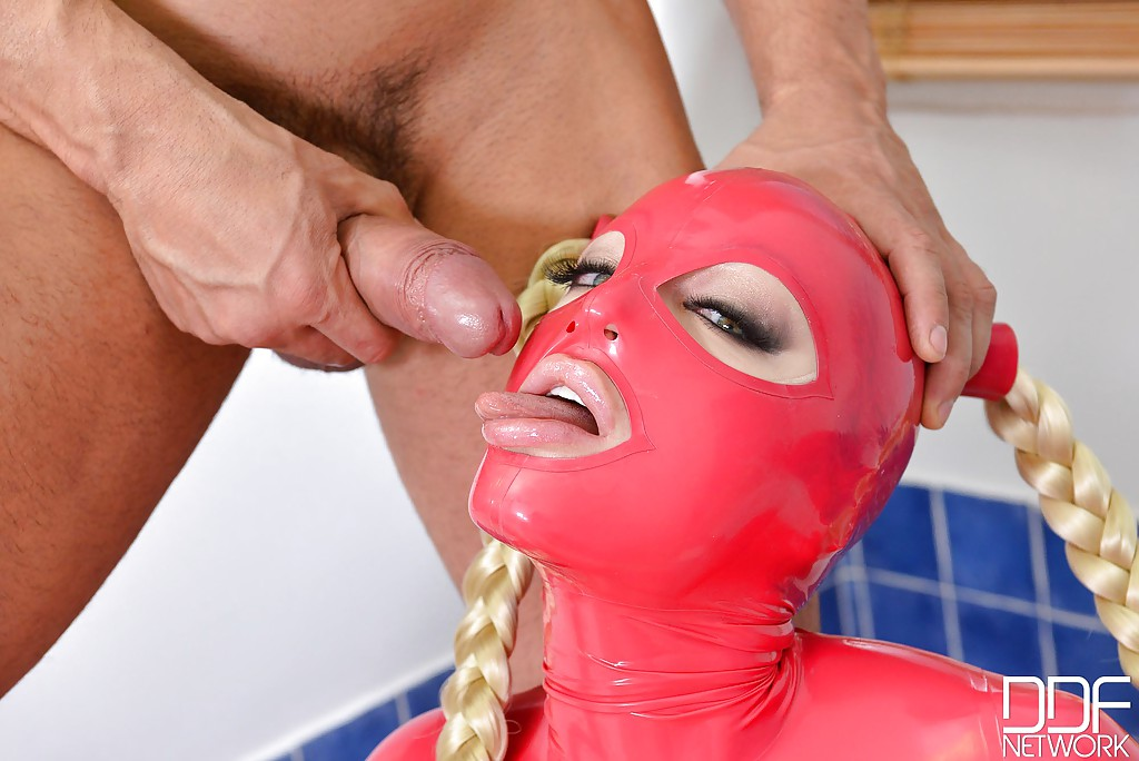 Very wet blowjob